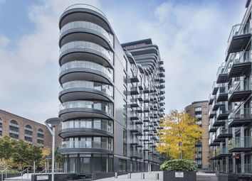 Thumbnail 2 bed flat for sale in Park Vista Tower, Wapping