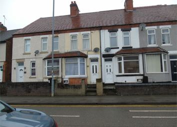 Thumbnail 3 bed terraced house for sale in Rugby Road, Hinckley