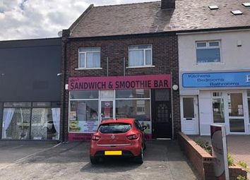 Commercial property for sale in Shop & Separate Flat, 49 Harrowside, Blackpool FY4