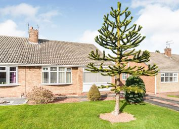 Thumbnail 2 bed semi-detached bungalow for sale in Welland Road, Hartlepool
