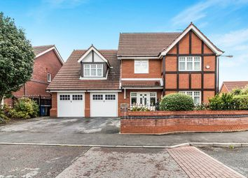 Thumbnail 5 bed detached house for sale in Watermead, Sale