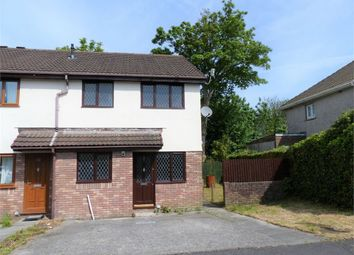 Thumbnail 1 bed semi-detached house for sale in Willowturf Court, Bryncethin, Bridgend, Mid Glamorgan