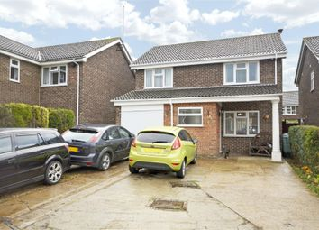 Thumbnail 4 bed detached house for sale in Holmfield Drive, Raunds, Northamptonshire