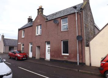 Thumbnail 1 bed flat for sale in King Street, Burghead, Elgin