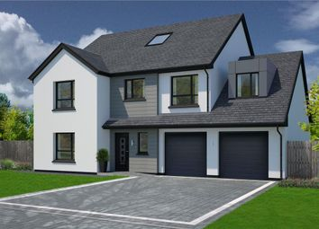 Thumbnail 5 bed detached house for sale in Plot 51, The Meadows, Douglas Road, Castletown