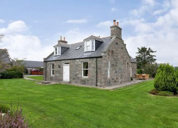 Thumbnail 4 bed detached house to rent in The Farmhouse, West Tilbouries, Maryculter, Aberdeen