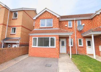 Thumbnail 3 bed semi-detached house to rent in The Chequers, Consett