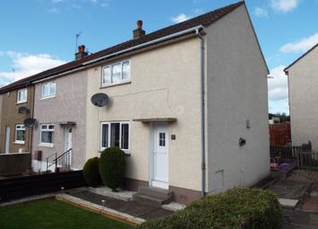 Thumbnail 2 bed end terrace house for sale in Simpson Drive, Saltcoats