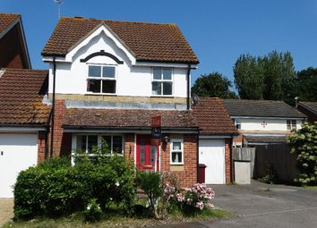 Thumbnail 3 bedroom detached house to rent in Grenville Gardens, Chichester