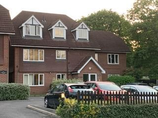 Thumbnail 1 bed flat for sale in Copse Wood Court, Green Lane, Surrey