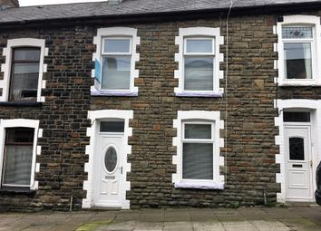 Thumbnail 3 bed terraced house for sale in Stanley Street, Blackwood