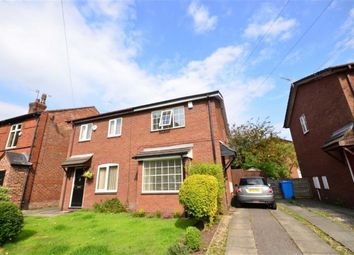 Thumbnail 2 bed semi-detached house to rent in Dundonald Road, Didsbury, Manchester, Greater Manchester