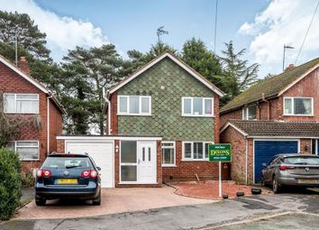 Thumbnail 3 bed detached house for sale in Leyland Drive, Off Wolseley Road, Rugeley, Staffordshire