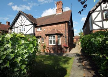 Thumbnail 2 bedroom end terrace house to rent in Main Street, Escrick, York