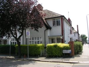 Thumbnail 2 bed flat to rent in Dingwall Gardens, Golders Green