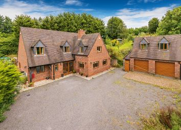 Thumbnail 4 bedroom detached house for sale in Arleston Brook, Wellington, Telford, Shropshire