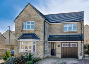 Thumbnail 4 bed detached house for sale in Sherwood Drive, Crich, Matlock