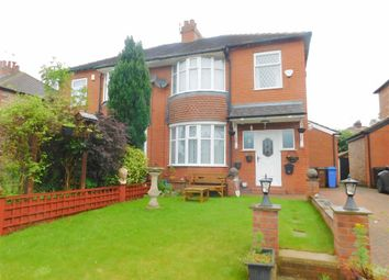 Thumbnail 3 bedroom semi-detached house for sale in Stockport Road West, Bredbury, Stockport