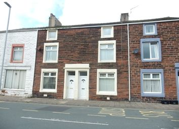 Thumbnail 4 bed terraced house for sale in Vulcans Lane, Workington