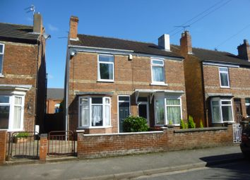 Thumbnail 3 bed terraced house to rent in North Warren Road, Gainsborough
