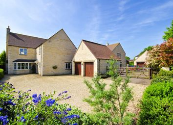 Thumbnail 4 bed detached house to rent in Bourne Road, Colsterworth, Grantham, Lincolnshire