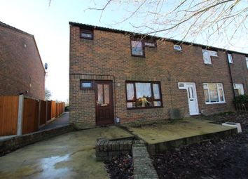 Thumbnail 3 bed end terrace house for sale in Westminster Gardens, Houghton Regis, Dunstable