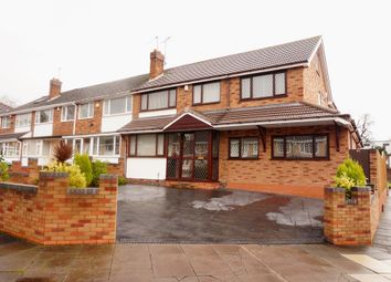 Thumbnail 4 bed semi-detached house for sale in Winleigh Road, Handsworth Wood, Birmingham