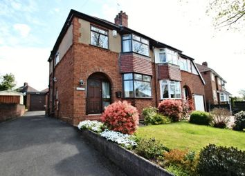 Thumbnail 3 bedroom semi-detached house for sale in Moorthorne Crescent, Newcastle-Under-Lyme