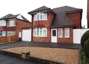 3 bed detached house for sale in Grangewood Road, Wollaton, Nottingham, Nottinghamshire NG8