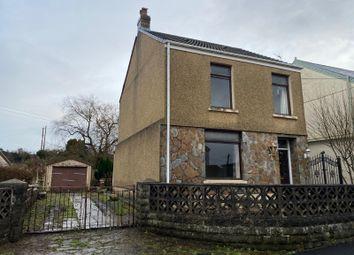 Thumbnail 3 bed detached house for sale in Tyn Y Bonau Road, Pontarddulais, Swansea