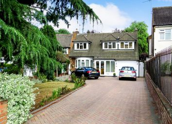 Thumbnail 4 bed detached house for sale in Ringers Spinney, Oadby, Leicester