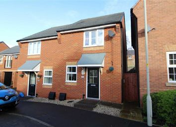 Thumbnail 2 bed town house for sale in Haslingden Crescent, Lower Gornal, Dudley