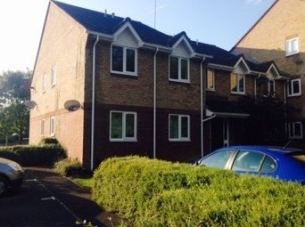 Thumbnail 1 bed flat to rent in Hartley Meadow, Whitchurch, Hants