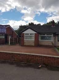 Thumbnail 3 bed bungalow to rent in Fulbeck Avenue, Hawkley Hall, Wigan