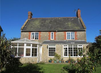 Thumbnail 3 bed detached house for sale in The Barton, Corscombe, Dorchester, Dorset