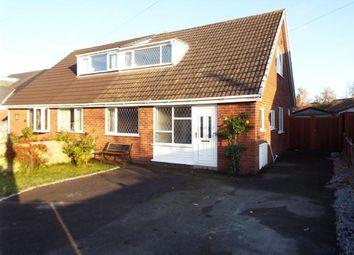 Thumbnail 3 bedroom semi-detached house for sale in Ribblesdale Drive, Grimsargh, Preston, Lancashire
