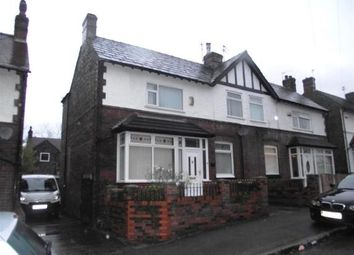 Thumbnail 4 bed semi-detached house for sale in Holly Avenue, Worsely, Manchester, Greater Manchester