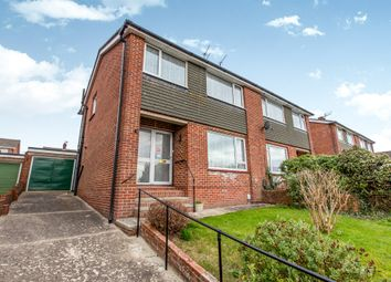 Thumbnail 3 bed semi-detached house for sale in Bevan Road, Waterlooville