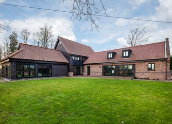 Thumbnail 5 bed detached house for sale in Ditton Green, Woodditton, Newmarket