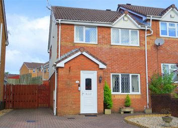 Thumbnail 3 bed semi-detached house for sale in Cwrt Coed Parc, Maesteg, Mid Glamorgan