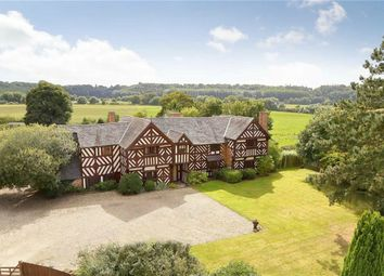 Thumbnail 5 bed detached house for sale in Overton Road, Bangor-On-Dee, Wrexham