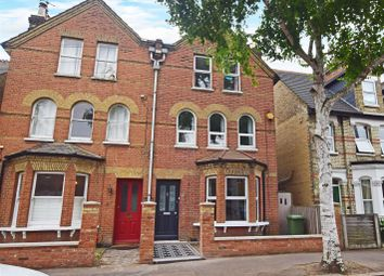 Thumbnail 4 bed semi-detached house for sale in Princes Road, Teddington
