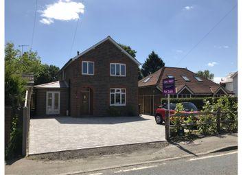 Thumbnail 5 bed detached house for sale in Effingham Road, Horley