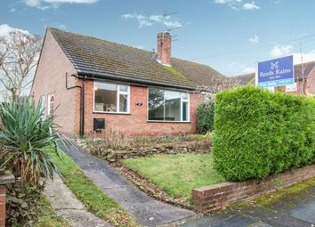 Thumbnail 3 bed semi-detached house for sale in Brookside Avenue, Sutton, Macclesfield