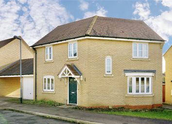 3 bed detached house for sale in Lannesbury Crescent, St. Neots, Cambridgeshire PE19