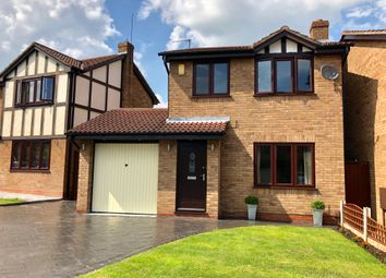 Thumbnail 3 bed detached house for sale in Kurtus, Dosthill, Tamworth