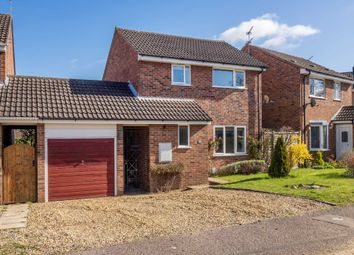Thumbnail 3 bed link-detached house for sale in Lackford Close, Brundall