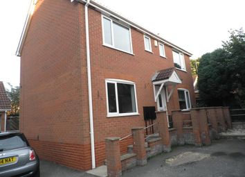 Thumbnail 4 bed detached house to rent in Burwell Reach, Botolph Green, Peterborough