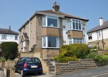 Thumbnail 2 bed semi-detached house for sale in Midland Road, Baildon, Shipley