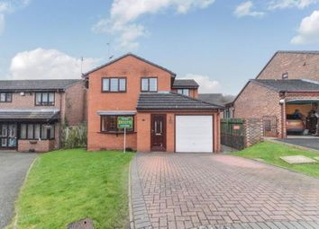 Thumbnail 4 bedroom detached house for sale in Batsford Close, Redditch, Worcestershire